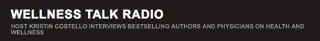 Wellness Talk Radio logo
